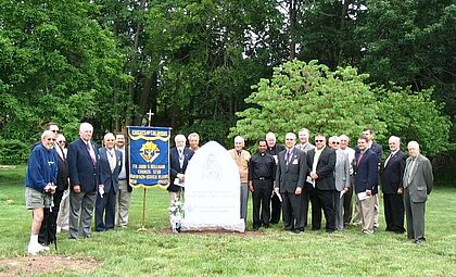 Council 5730 Dedication of the Monument to the Unborn at Immaculate Heart of Mary Church & Awards Ceremony